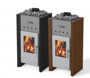 FinTec Holz-Saunaofen TROLL