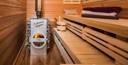 FinTec Holz-Saunaofen LORA LOKIO